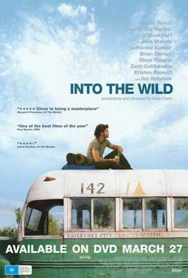 Into The Wild - 27 x 40 Movie Poster - Australian Style A