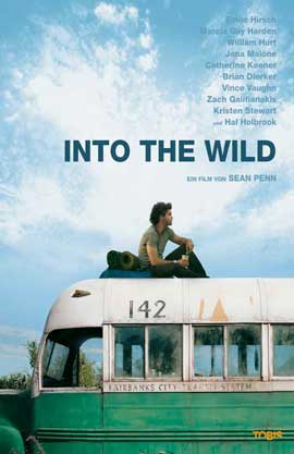 Into The Wild - 11 x 17 Movie Poster - German Style A