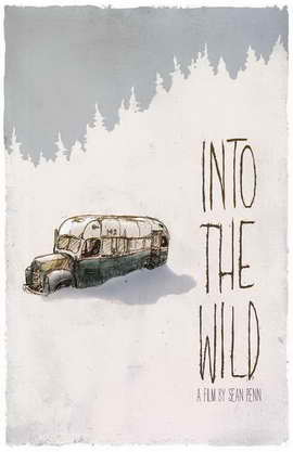 Into The Wild - 11 x 17 Movie Poster - Style E