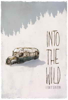 Into The Wild - 27 x 40 Movie Poster - Style F