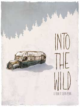 Into The Wild - 43 x 62 Movie Poster - Bus Shelter Style C
