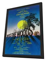 Into the Woods (Broadway) - 27 x 40 Poster - Style A - in Deluxe Wood Frame