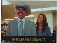 Intolerable Cruelty - 11 x 14 Poster French Style B