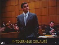 Intolerable Cruelty - 11 x 14 Poster French Style D