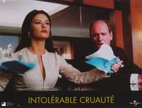 Intolerable Cruelty - 11 x 14 Poster French Style H
