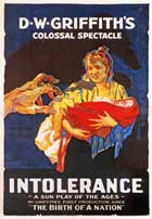 Intolerance: Love's Struggle Throughout the Ages - 27 x 40 Movie Poster - Style B