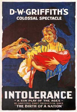 Intolerance: Love's Struggle Throughout the Ages - 11 x 17 Movie Poster - Style C