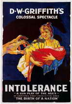 Intolerance - 11 x 17 Movie Poster - Style B