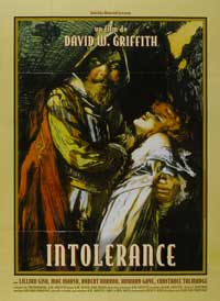 Intolerance - 11 x 17 Movie Poster - Style D
