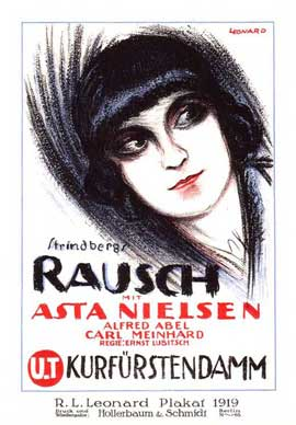 Intoxication - 11 x 17 Movie Poster - German Style A