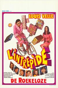 Intr�pide, L' - 27 x 40 Movie Poster - Belgian Style A