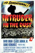 Intruder in the Dust - 11 x 17 Movie Poster - Style A