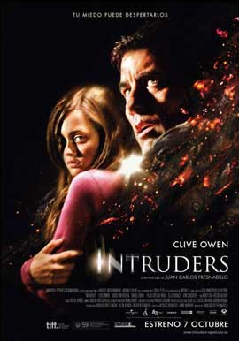 Intruders - 27 x 40 Movie Poster - Spanish Style A