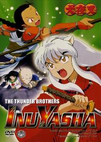 Inuyasha - 27 x 40 Movie Poster - Style B