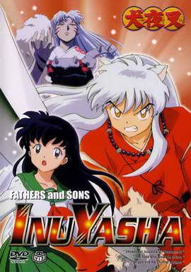 Inuyasha - 11 x 17 Movie Poster - Style B