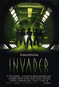 Invader - 11 x 17 Movie Poster - Style A