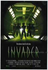 Invader - 27 x 40 Movie Poster - Style A
