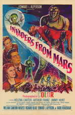 Invaders from Mars - 11 x 17 Movie Poster - Style A