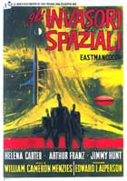 Invaders from Mars - 11 x 17 Movie Poster - Italian Style B