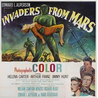 Invaders from Mars - 40 x 40 - Movie Poster - Style A