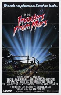 Invaders from Mars - 43 x 62 Movie Poster - Bus Shelter Style A