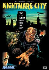 Invasion by the Atomic Zombies - 11 x 17 Movie Poster - Style A