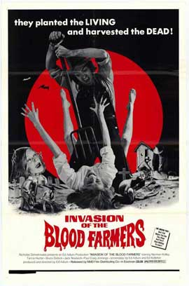Invasion of the Blood Farmers - 27 x 40 Movie Poster - Style A