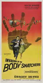 Invasion of the Body Snatchers - 20 x 40 Movie Poster - Style A