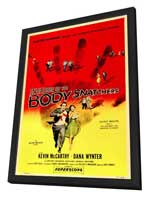 Invasion of the Body Snatchers - 11 x 17 Movie Poster - Style A - in Deluxe Wood Frame