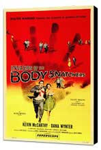 Invasion of the Body Snatchers - 11 x 17 Movie Poster - Style A - Museum Wrapped Canvas