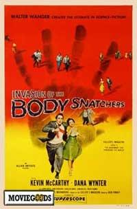 Invasion of the Body Snatchers - 43 x 62 Movie Poster - Bus Shelter Style A