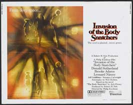 Invasion of the Body Snatchers - 11 x 14 Movie Poster - Style A