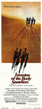 Invasion of the Body Snatchers - 14 x 36 Movie Poster - Insert Style A