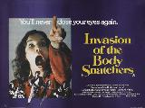 Invasion of the Body Snatchers - 30 x 40 Movie Poster UK - Style A