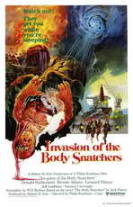 Invasion of the Body Snatchers - 27 x 40 Movie Poster - Style C