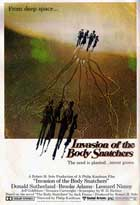 Invasion of the Body Snatchers - 11 x 17 Movie Poster - Style E