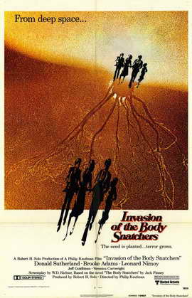 Invasion of the Body Snatchers - 11 x 17 Movie Poster - Style A