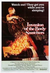 Invasion of the Body Snatchers - 11 x 17 Poster - Foreign - Style A