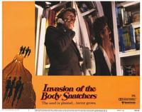 Invasion of the Body Snatchers - 11 x 14 Movie Poster - Style B