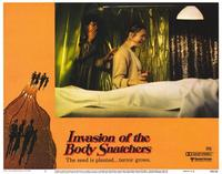 Invasion of the Body Snatchers - 11 x 14 Movie Poster - Style J