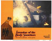 Invasion of the Body Snatchers - 11 x 14 Movie Poster - Style D