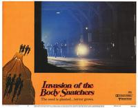 Invasion of the Body Snatchers - 11 x 14 Movie Poster - Style E