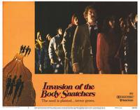 Invasion of the Body Snatchers - 11 x 14 Movie Poster - Style F