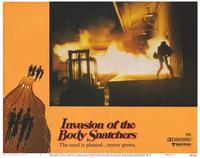 Invasion of the Body Snatchers - 11 x 14 Movie Poster - Style H
