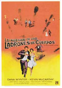 Invasion of the Body Snatchers - 11 x 17 Movie Poster - Spanish Style A
