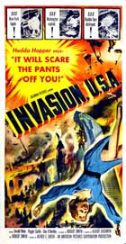 Invasion USA - 20 x 40 Movie Poster - Style A