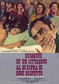 Investigation of a Citizen Above Suspicion - 11 x 17 Movie Poster - Italian Style E