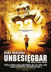 Invincible - 27 x 40 Movie Poster - German Style A