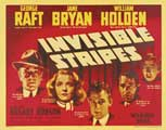 Invisible Stripes - 11 x 17 Movie Poster - Style B
