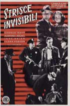 Invisible Stripes - 11 x 17 Movie Poster - Italian Style A